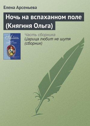 Елена Арсеньева. Ночь на вспаханном поле (Княгиня Ольга)
