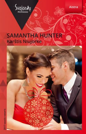 Samantha Hunter. Kar?tis Niujorke